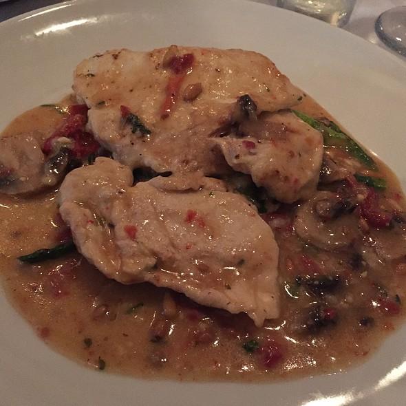 Chicken - Sapori Trattoria, Chicago, IL