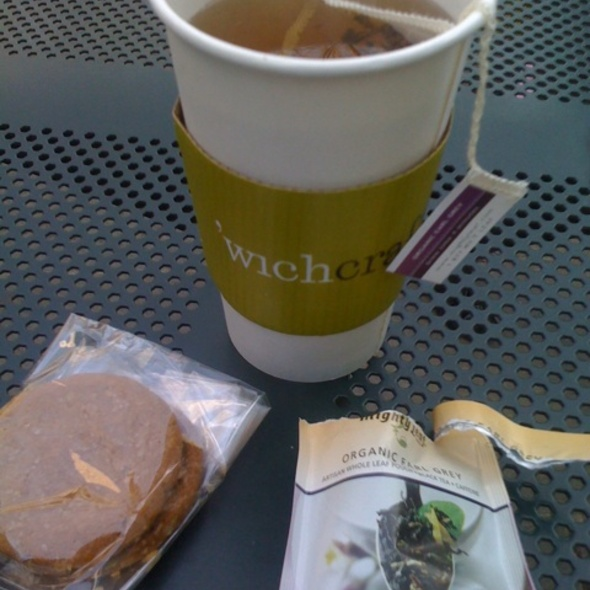 Peanutbutter Cookie @ 'wichcraft