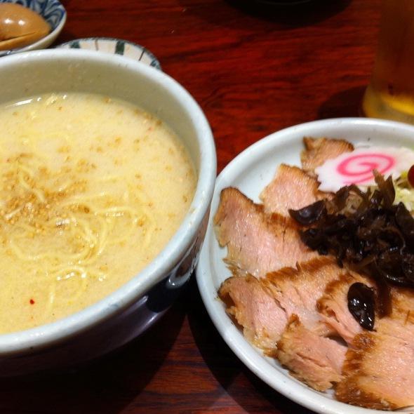 Toroniku Shio Ramen @ 山頭火 新百合ヶ丘エルミロード店