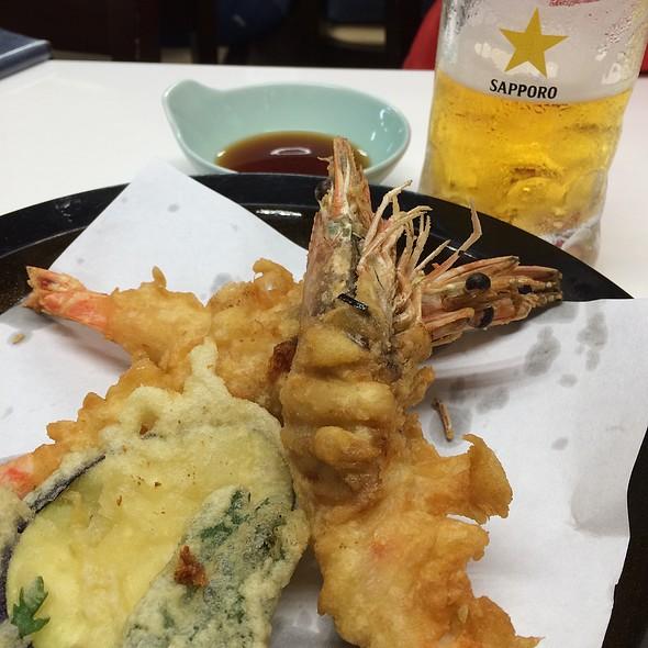 Shrimp Tempura @ Home
