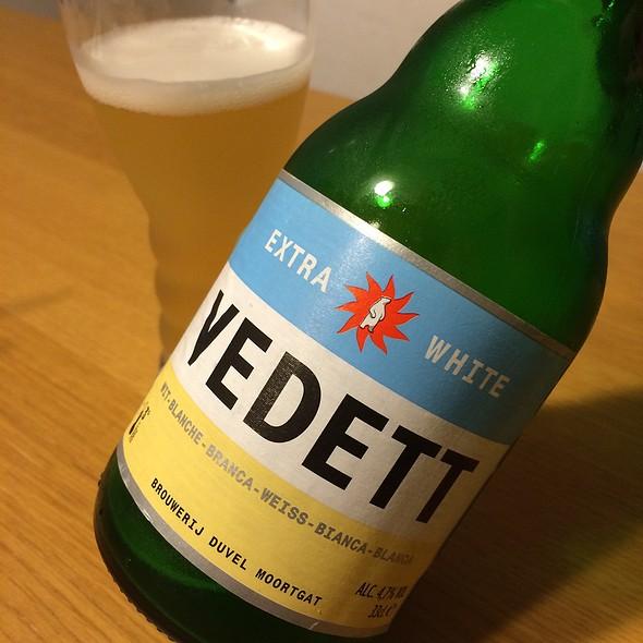 Vedett Belgian Beer - Wheat @ Home