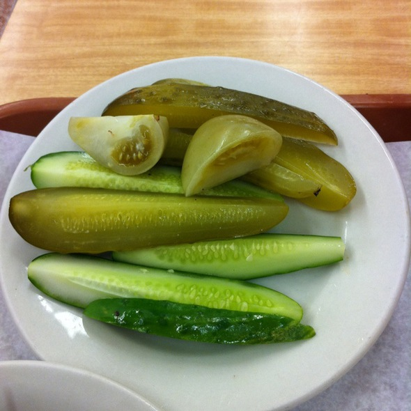Pickles @ Katz's Delicatessen Inc