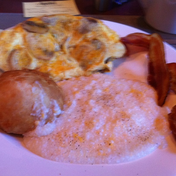 Breakfast - Augustino's at the Augusta Marriott, Augusta, GA
