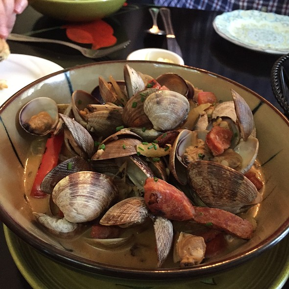 Clams @ Mission Bistro