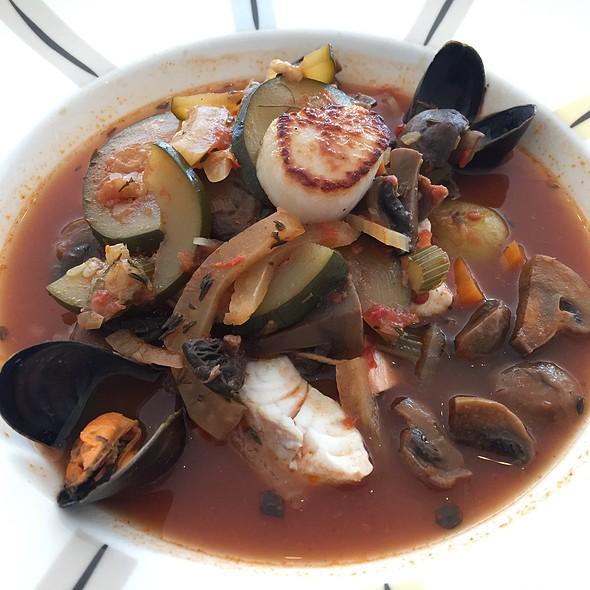 Scallop & Fish Casserole