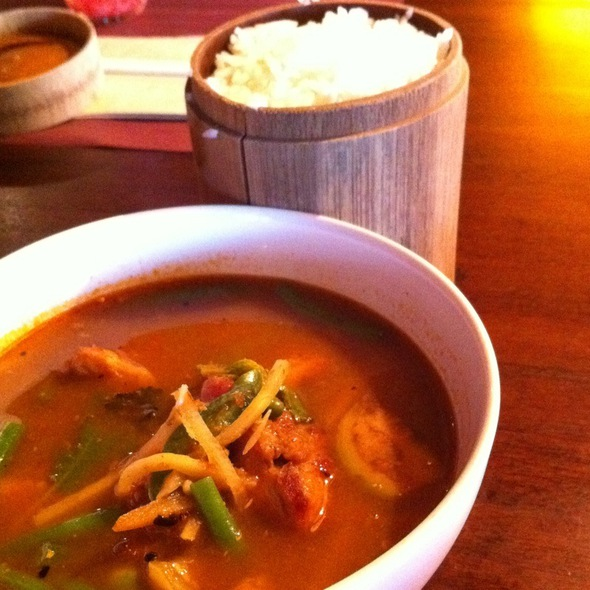 Jungle Curry @ Busaba Eathai