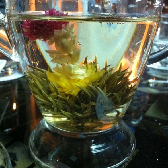 Blooming Jasmin Green Tea  @ Tea For You