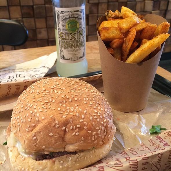 Big Fernand Burger @ Big Fernand London