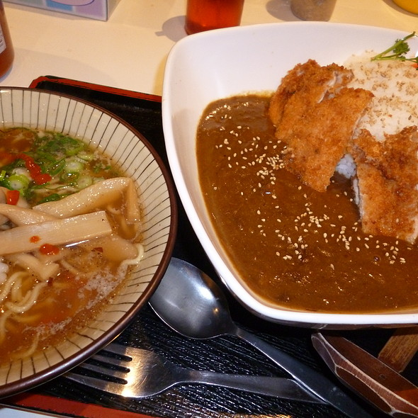 Katsu Curry Rice & Value Ramen