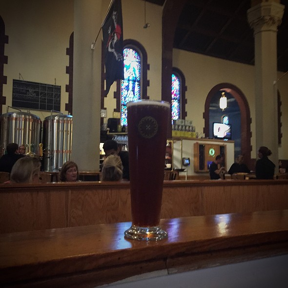 Pious Monk Dunkel Lager