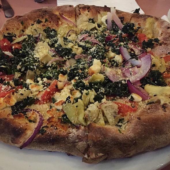 Artichoke, Spinach & Feta Pizza