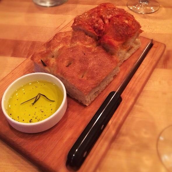 Bread Service @ Lugo Caffe