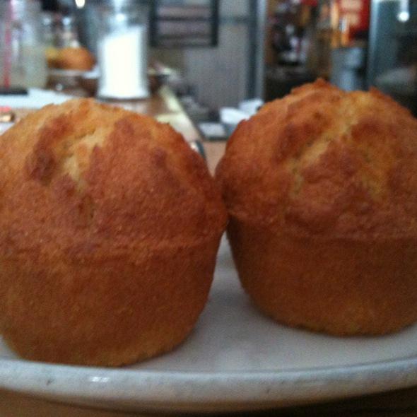Cornbread @ Hard Knox Cafe