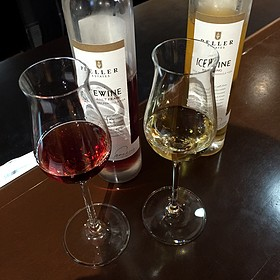 Icewine Tasting - Peller Estates Winery Restaurant, Niagara-on-the-Lake, ON