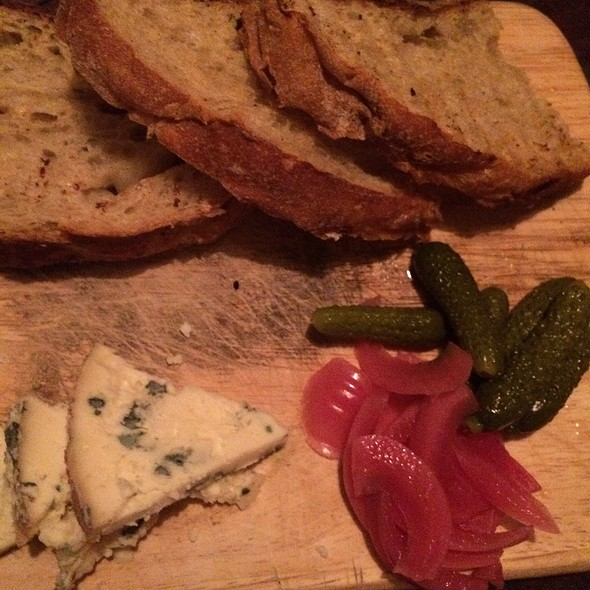 Cheese Board - The Red Lion Inn, Stockbridge, MA