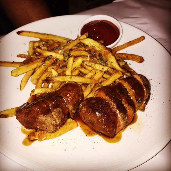 Steak-Frites @ Bess Bistro on Pecan
