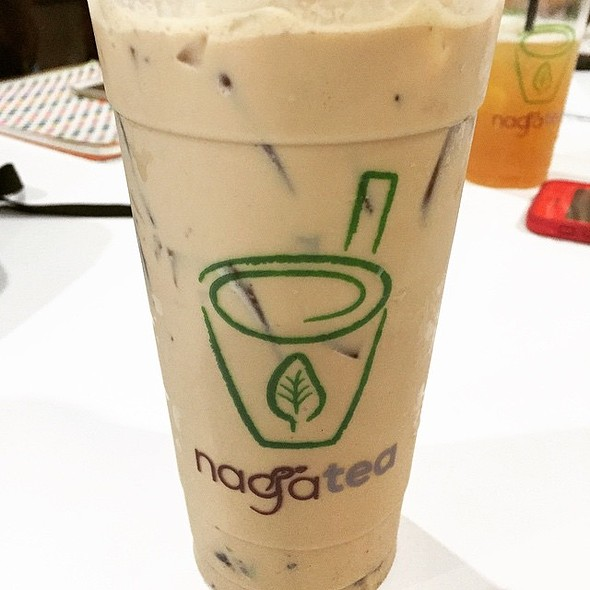 Milk Tea @ Naga Tea