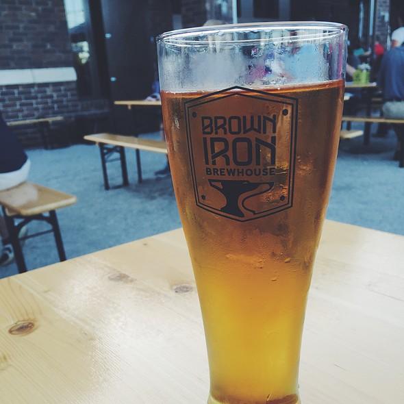 Mckenzie's Black Cherry Hard Cider @ Brown Iron Brewhouse