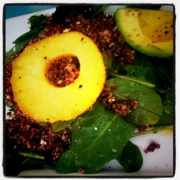 Andean Quinoa @ Snack Bar
