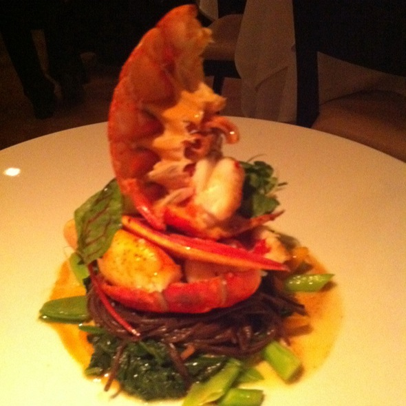 Thai Lobster @ Gotham Bar & Grill
