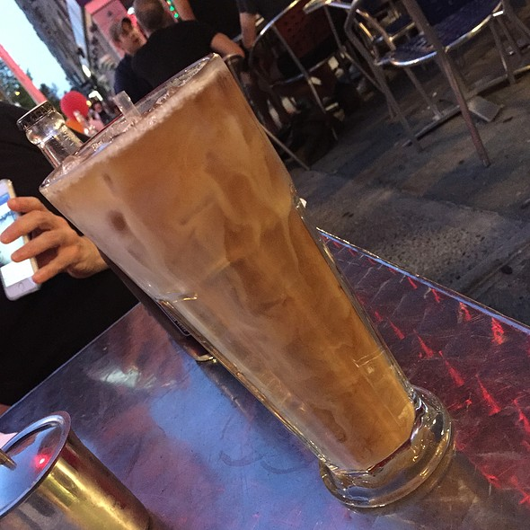 Iced Coffee - Big Daddy's – Upper West Side, New York, NY