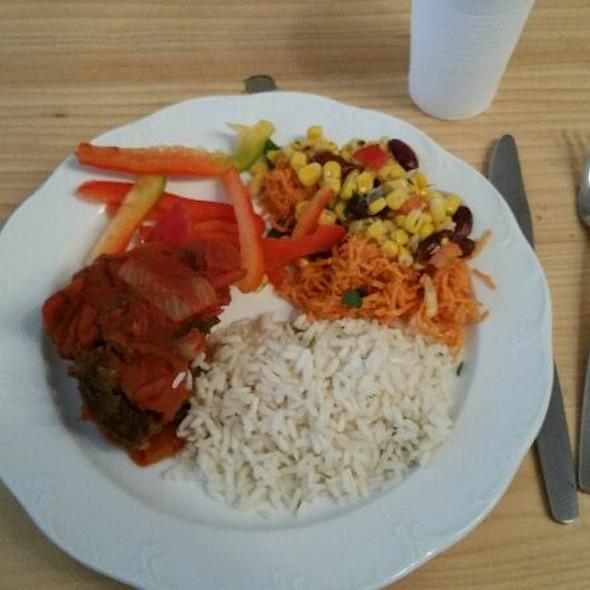 buffet @ Köln Messe