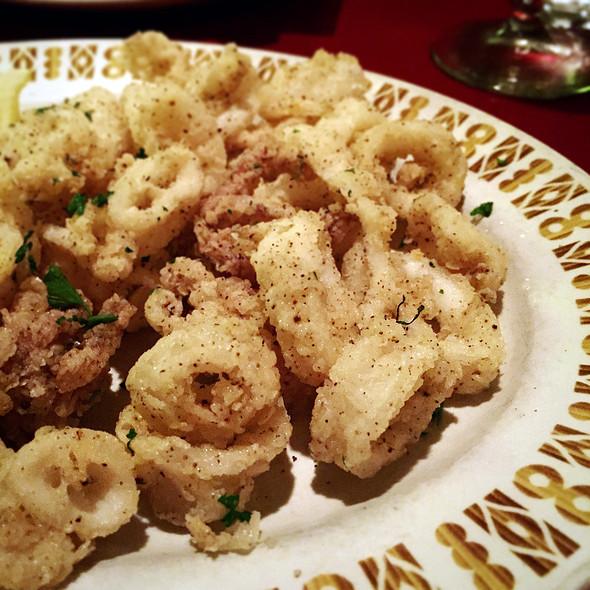 Calamari @ Taverna Italian Kitchen + Bar