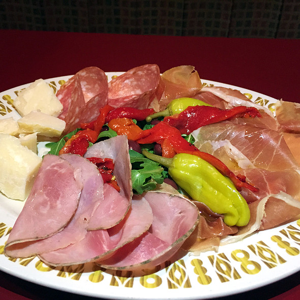 Salumi Plate @ Taverna Italian Kitchen + Bar