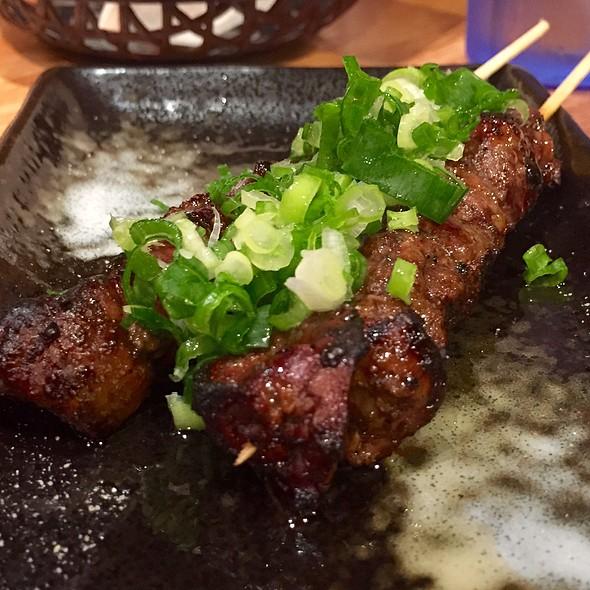 Beef Yakitori @ Yakitori Glad