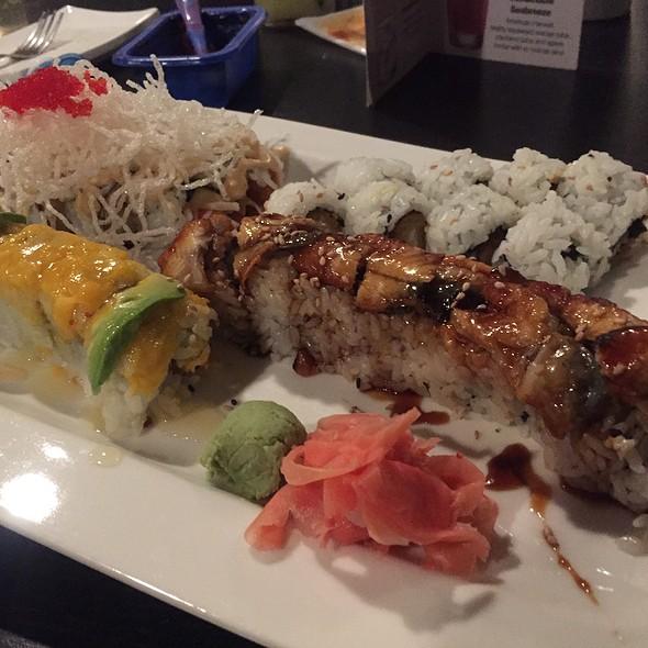 Sushi @ Sushi Ninja