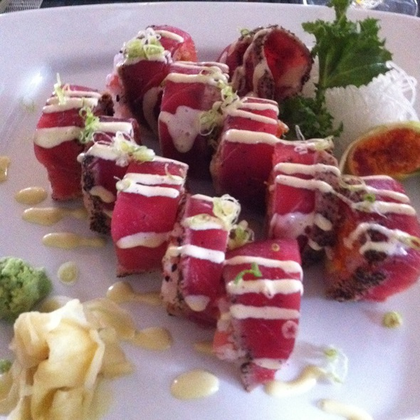 Pepper Tuna Roll - RARE650, Syosset, NY
