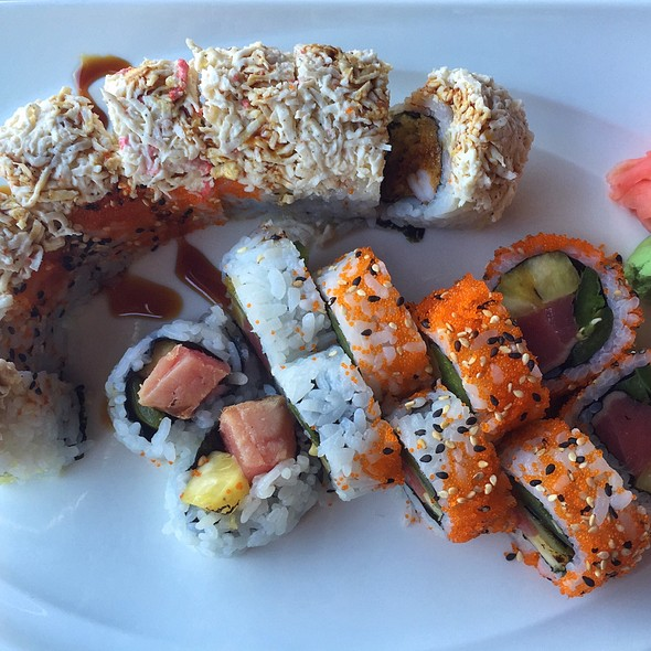 Sushi Blues Cafe Raleigh