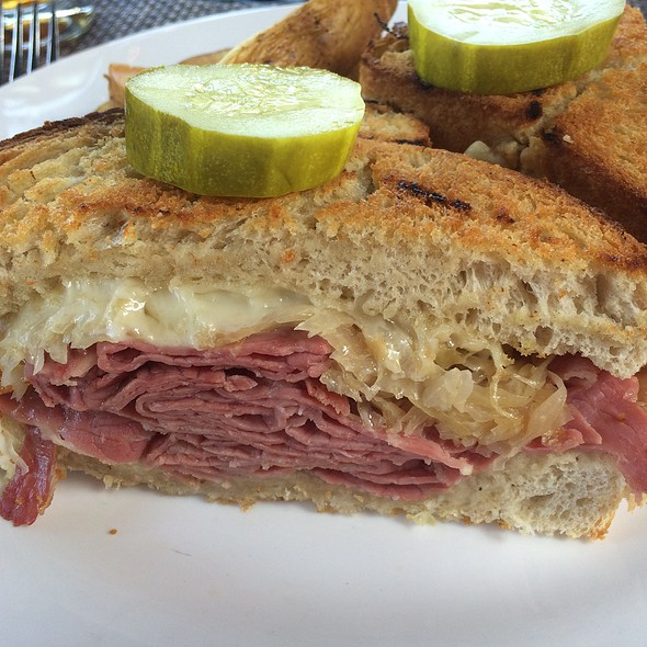 Reuben - Logan Inn, New Hope, PA