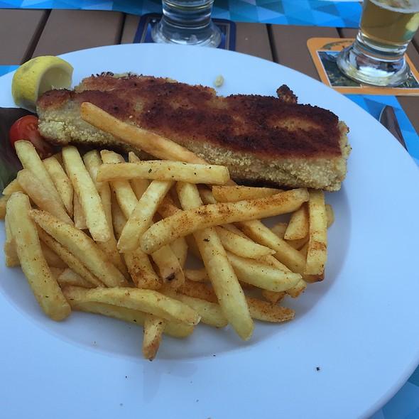 Cordon Blue @ Restaurant Rössli