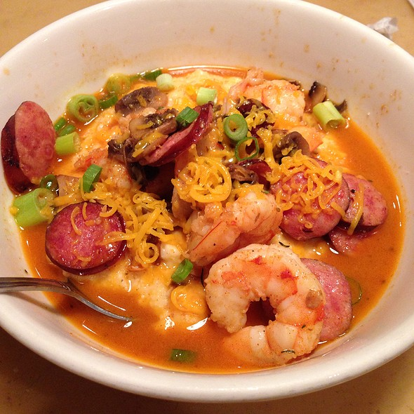 Mayport Shrimp & Grits @ The Fish Company