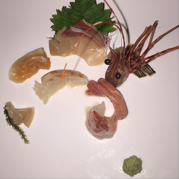 Omakase @ 15 East Restaurant