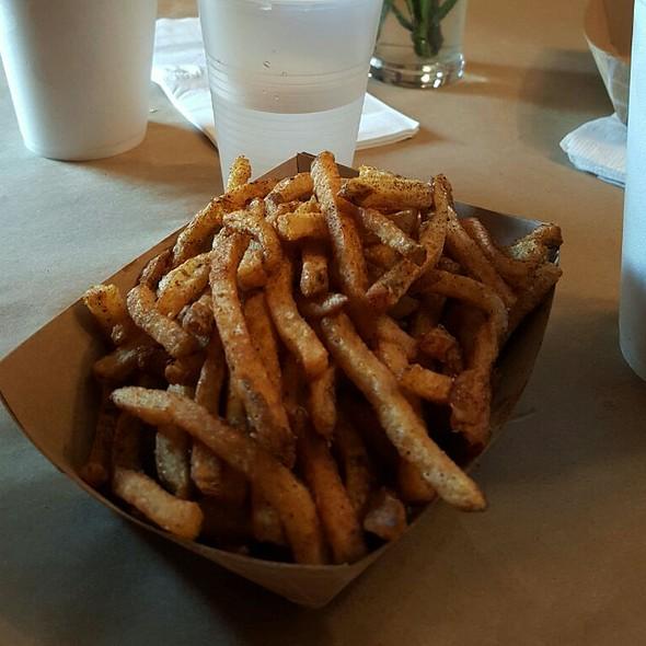 Fries @ Bourree