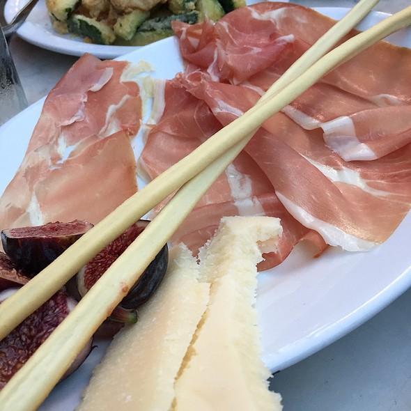 Prosciutto, Figs, Parmigiano - Crispo, New York, NY