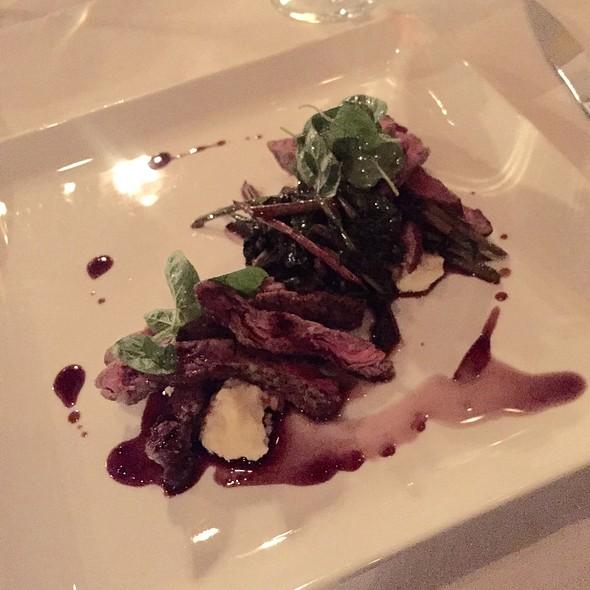 Grass Fed Beef Scallopini - Restaurant Gwendolyn, San Antonio, TX