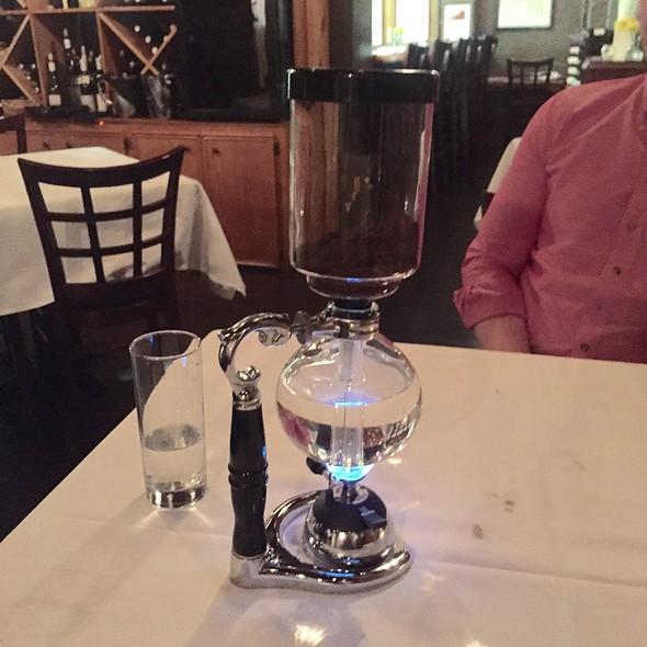 Coffee - Restaurant Gwendolyn, San Antonio, TX