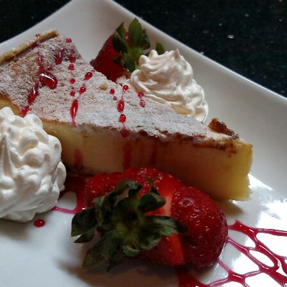 Ricotta Cheesecake - Marketplace, Louisville, KY