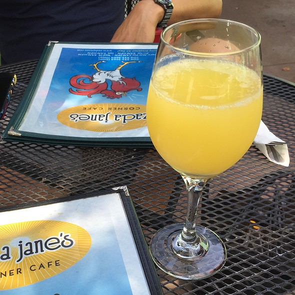 Mimosa @ Zada Jane's Corner Cafe