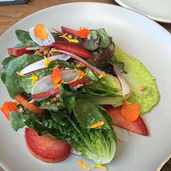 Summer Lettuces @ Central Kitchen