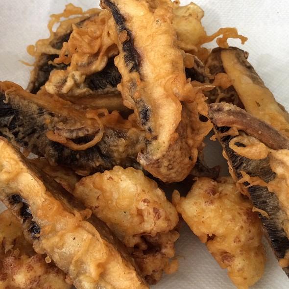 Homemade Portobella Fries