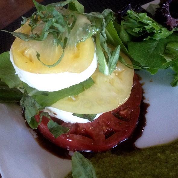 Caprese Salad - Peaks Restaurant, Palm Springs, CA