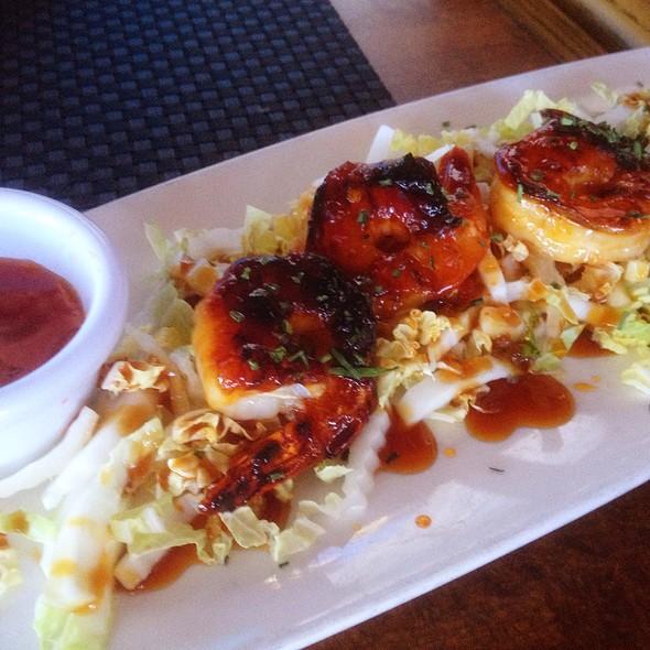 Charred Shrimp - Peaks Restaurant, Palm Springs, CA