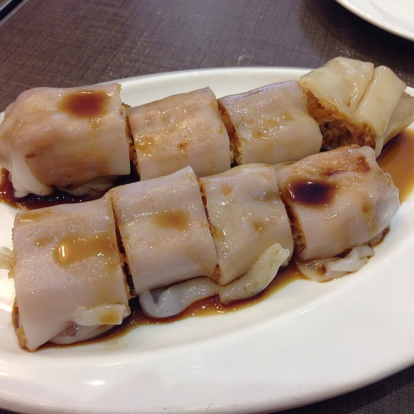 Fried Cruller Rice Rolls @ King's Kitchen