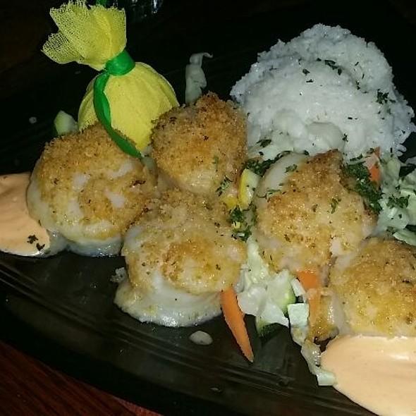 Pan Seared Scallops  @ Limani Seafood Grill