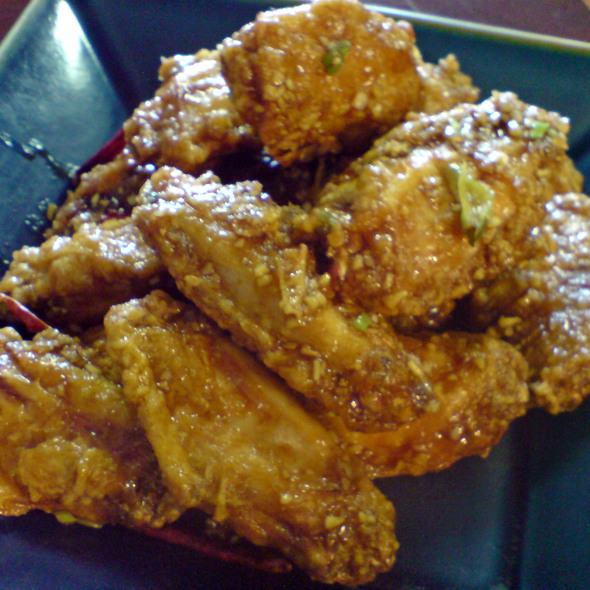 Chicken Wings @ So