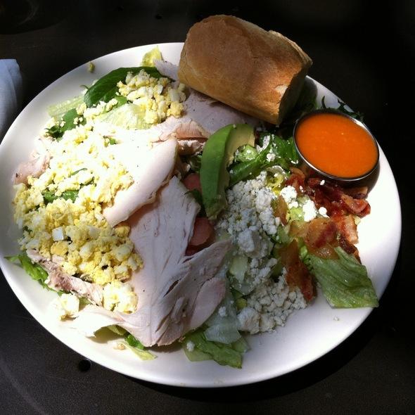 Cobb Salad - Rock Bottom Brewery Restaurant - Cincinnati, Cincinnati, OH